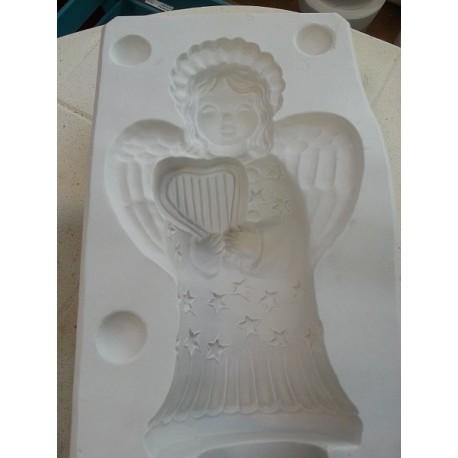 Forma Anioł z  harfą