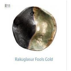 Szkliwo Raku  TC 1911 IRIS/turkus