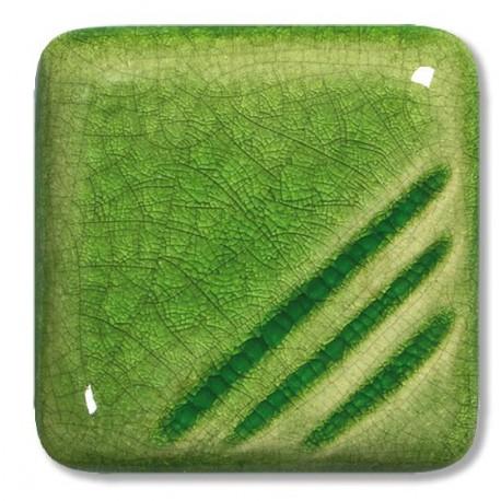 Szkliwo  TC FG - 1094 Craquelle  Smaragd