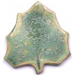 Szkliwo WOLBRING nr 410901 Zielony kryształ błyszczący