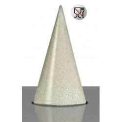 Szkliwo Carl Jaeger S 1283a Biały kryształ mat jedwabisty