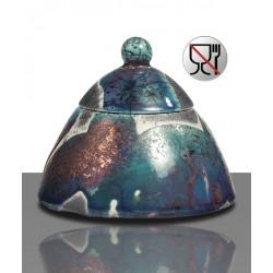 Szkliwo Raku Carl Jaeger 1162 Indyjski niebieski