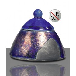 Szkliwo Raku Carl Jaeger 1163 Perski niebieski