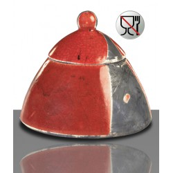 Szkliwo Raku Carl Jaeger 1168 Czerwone